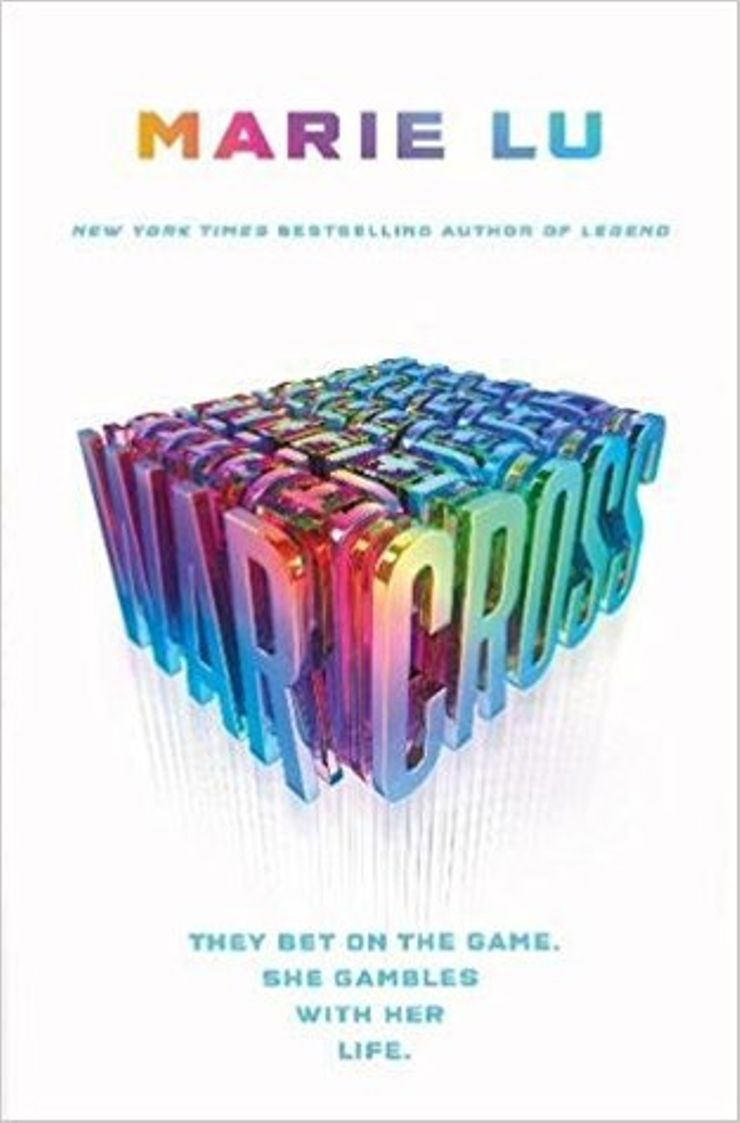 Buy Warcross at Amazon