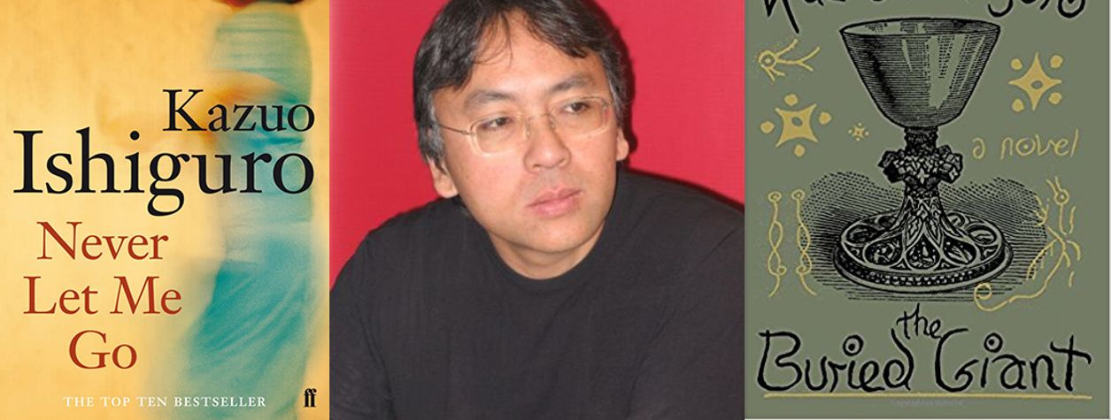 <em>Never Let Me Go</em> Author Kazuo Ishiguro Wins Nobel Prize in Literature