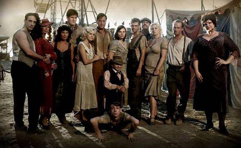fantasy TV shows Carnivale
