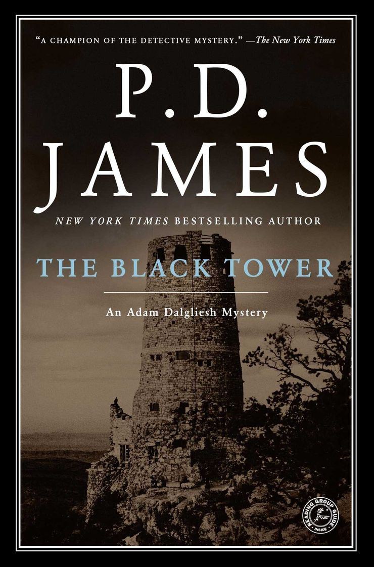 Buy The Black Tower at Amazon