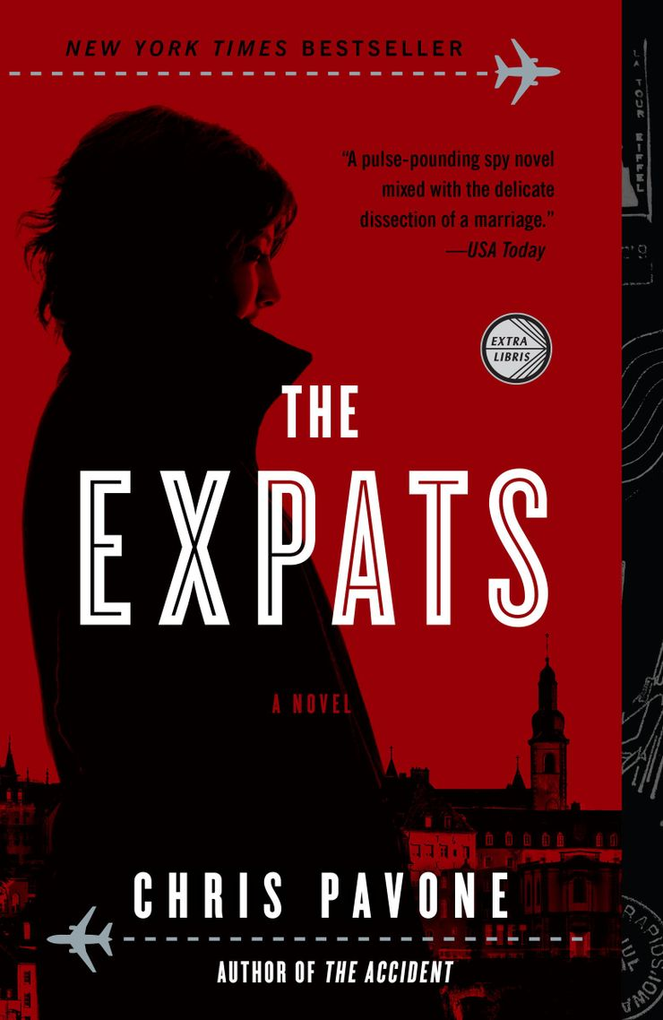 Buy The Expats at Amazon