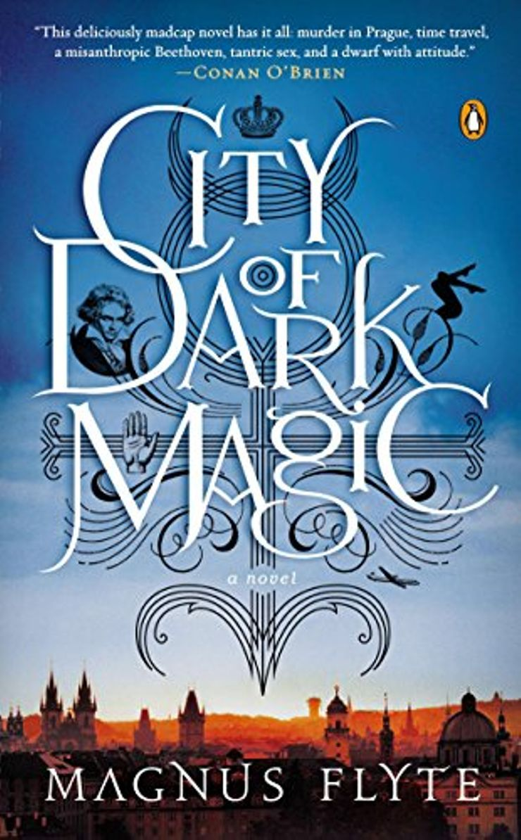 Buy City of Dark Magic at Amazon