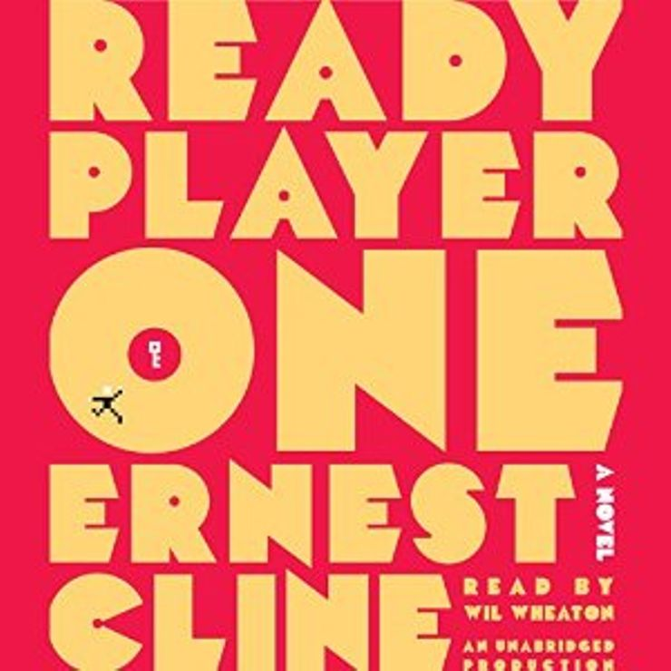 Buy Ready Player One  at Amazon