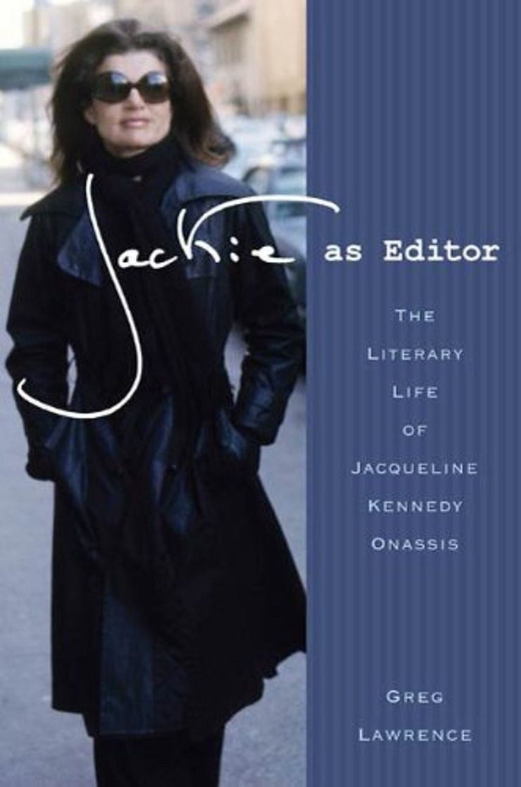 Buy Jackie as Editor: The Literary Life of Jacqueline Kennedy Onassis at Amazon