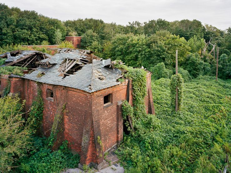 New York's Forgotten North Brother Island