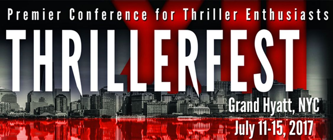 UPDATE: And The ThrillerFest 2017 Winners Are...