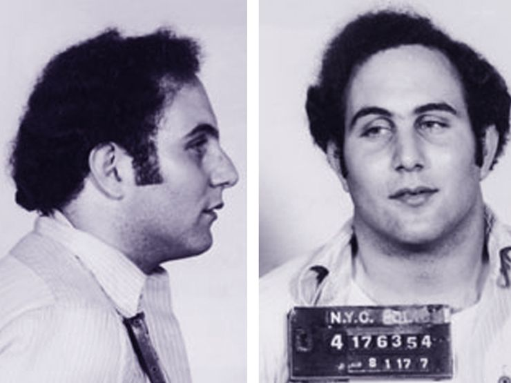 son of sam mugshot
