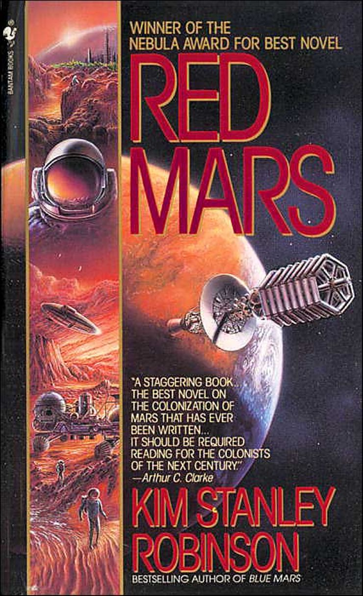 Buy The Mars Trilogy at Amazon