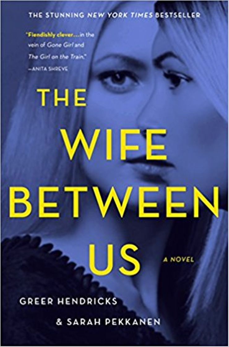 Buy The Wife Between Us at Amazon