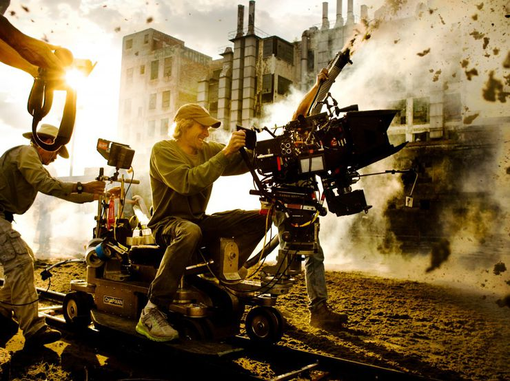 6 Explosive Novels Michael Bay Should Adapt