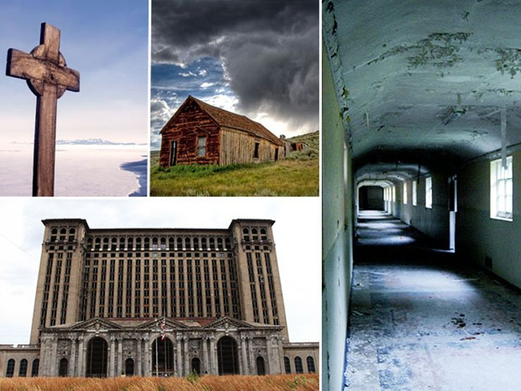 15 Haunting Ghost Towns and Abandoned Places from Around the World