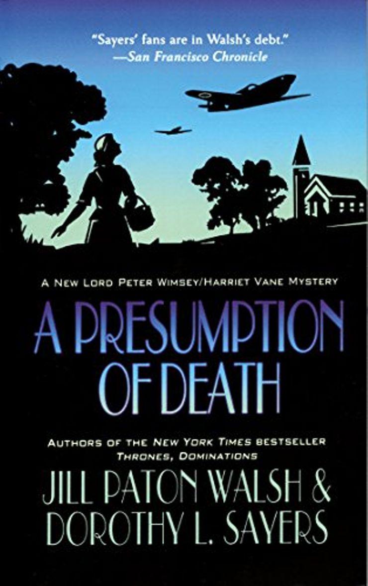 Buy A Presumption of Death at Amazon