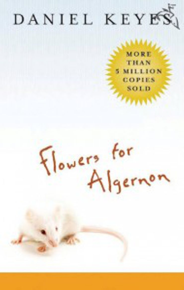 Short Books Flowers for Algernon
