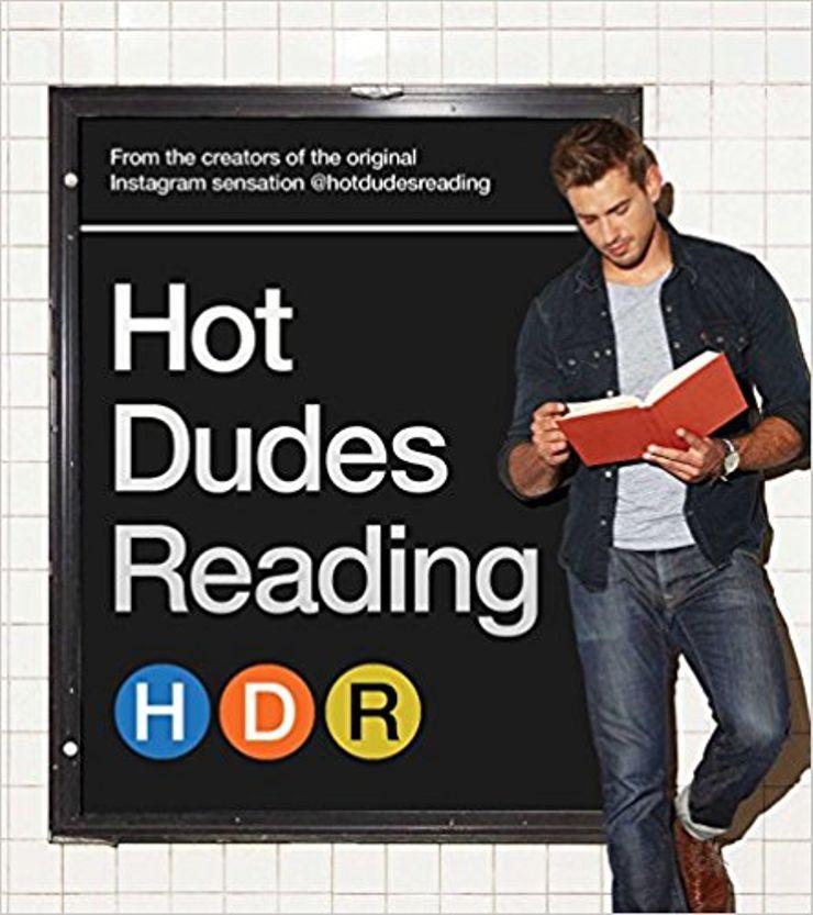 Buy Hot Dudes Reading  at Amazon