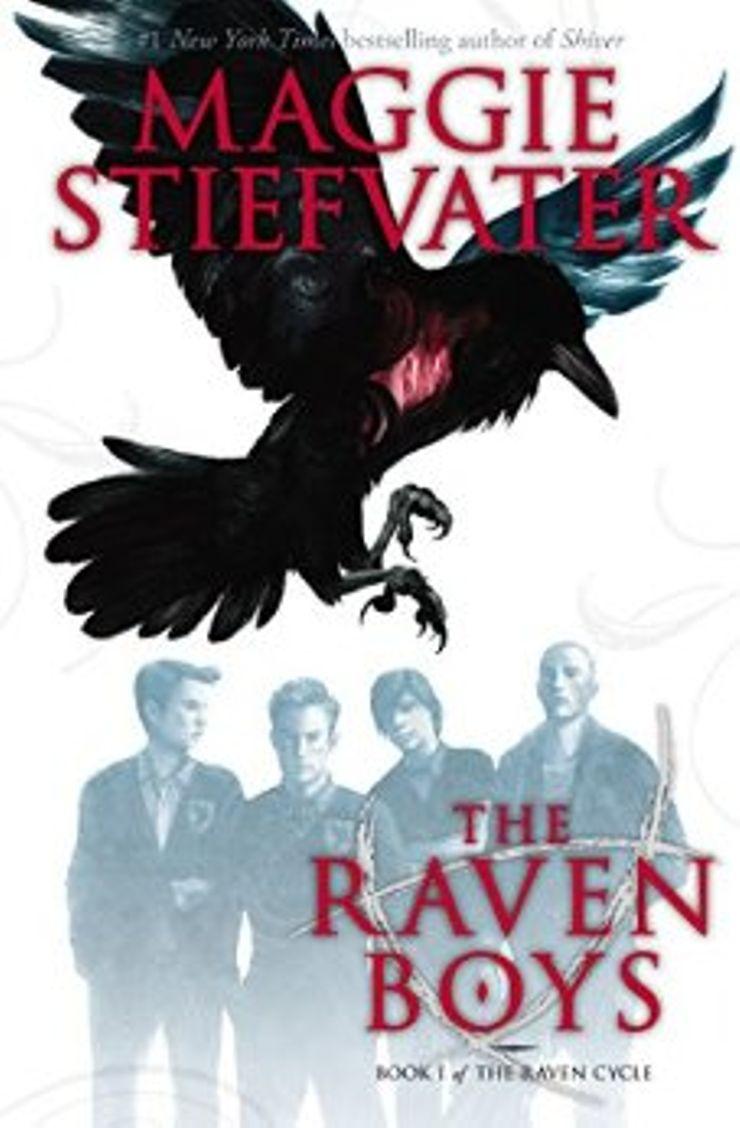 Buy The Raven Boys at Amazon