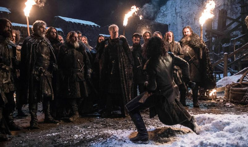 Game of Thrones quotes Jon Snow death For the Watch