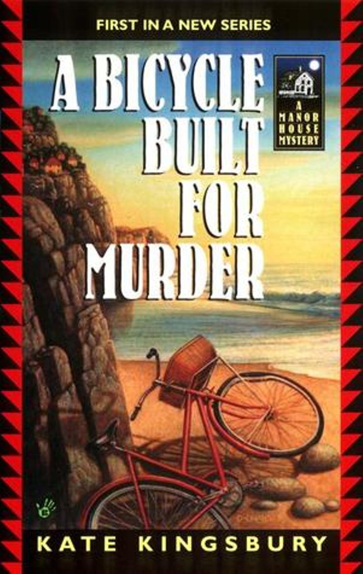 Buy A Bicycle Built for Murder at Amazon