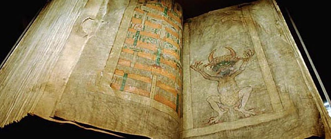The Devil's Bible: Did The Devil Himself Write This Medieval Manuscript?