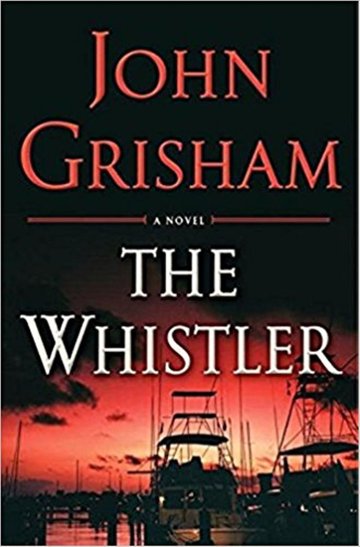 Buy The Whistler at Amazon