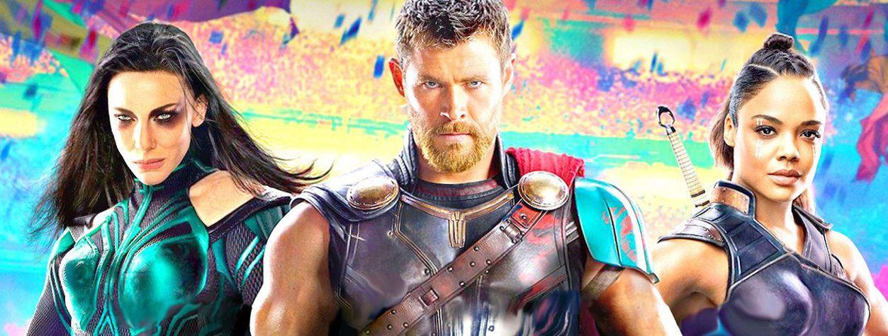 <em>Thor: Ragnarok</em> Is Full of Fun, Fireworks, and Zeppelin