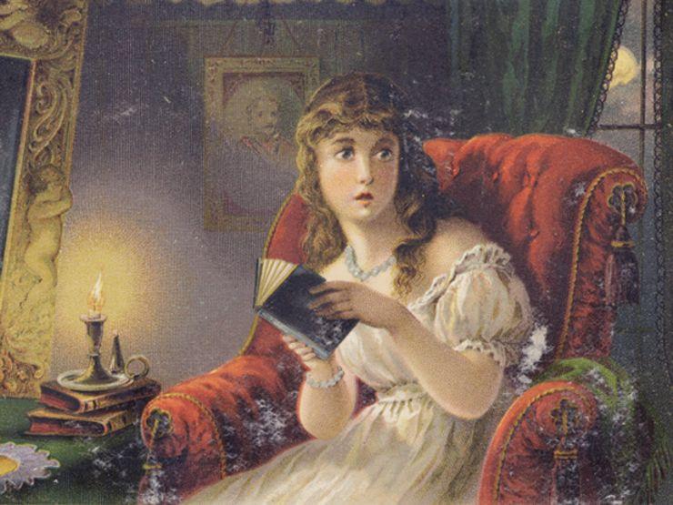 4 Eerie Olde Holiday Ghost Stories