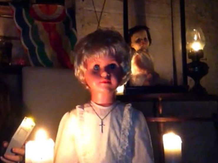 Haunted Doll Said to Cause Heart Attacks Just by Looking at Her