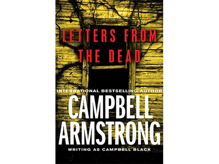 creepy books to read letters from the dead