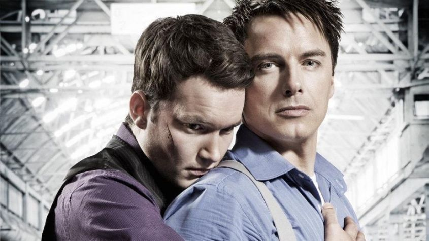 TV couples Jack Ianto Torchwood