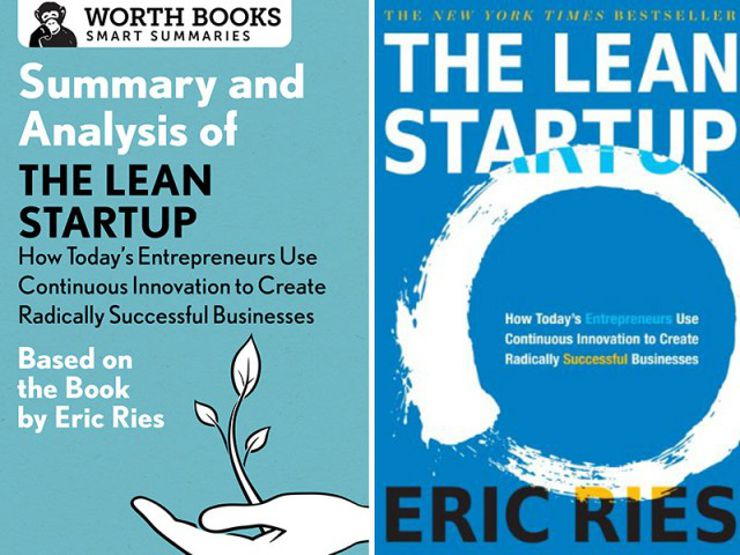 best business books lean startup