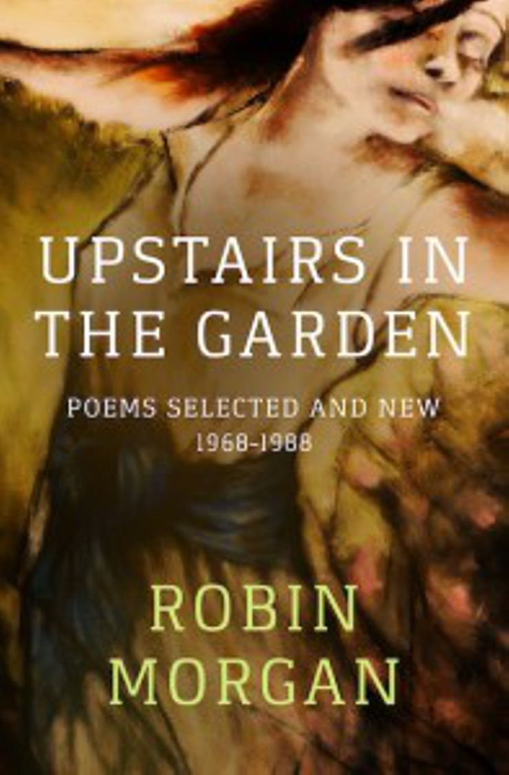 Poetry About Love and Healing Upstairs at the Garden
