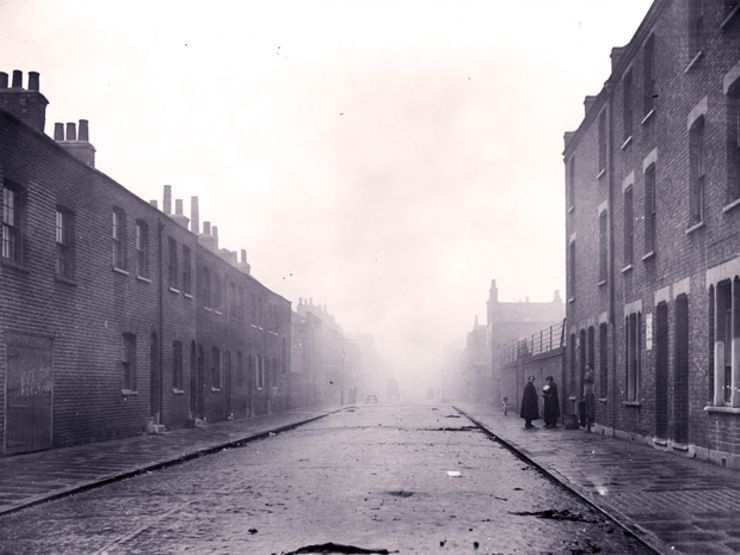 The Bloody Past of Bethnal Green
