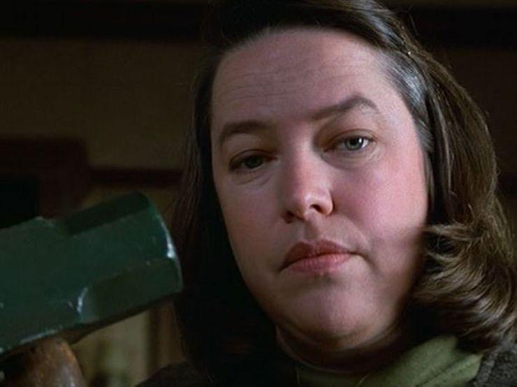 best female horror villains Misery