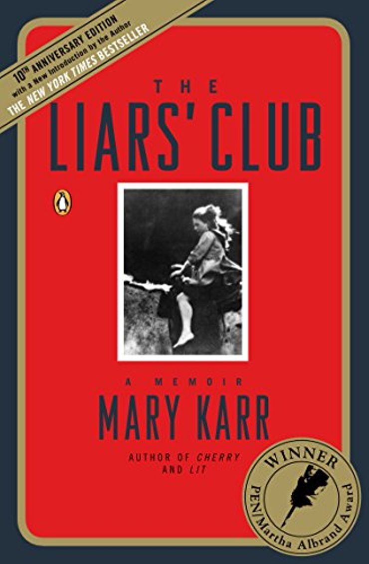 Buy The Liars' Club at Amazon
