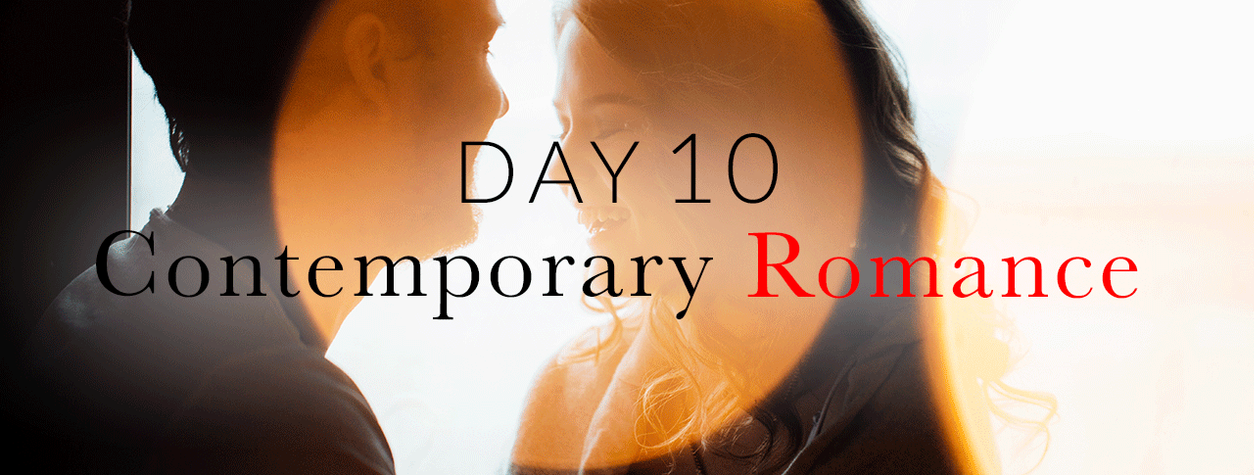 Day 10: Contemporary Romance