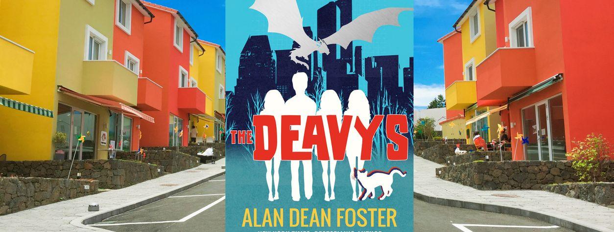 Listen to an Audio Excerpt from Alan Dean Foster's<em> The Deavys</em>