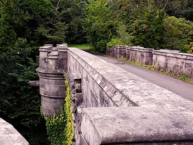 The Overtoun Bridge: What Makes Dogs Jump to Their Deaths?