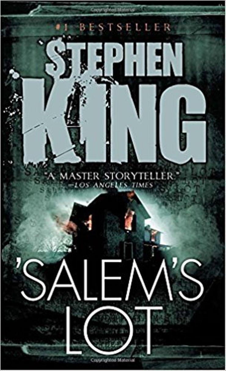 Buy Salem's Lot at Amazon