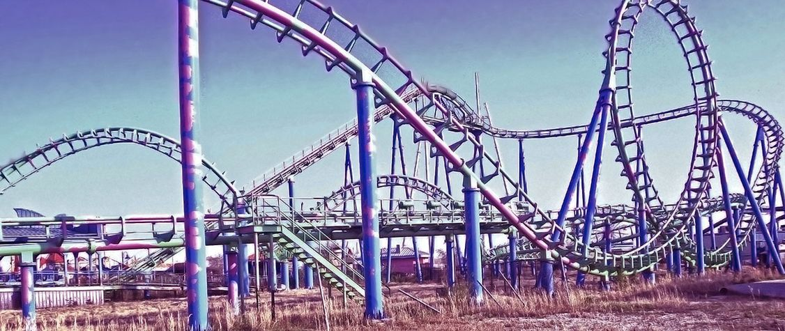 10 Eerie Abandoned Amusement Parks from Around the World