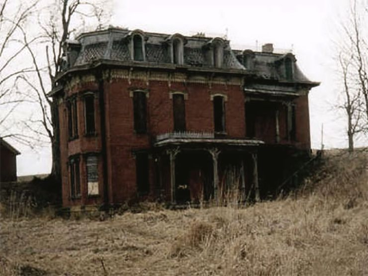 haunted places in ohio