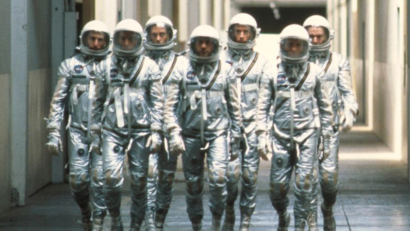space movies the right stuff
