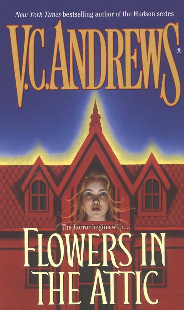 Buy Flowers in the Attic at Amazon
