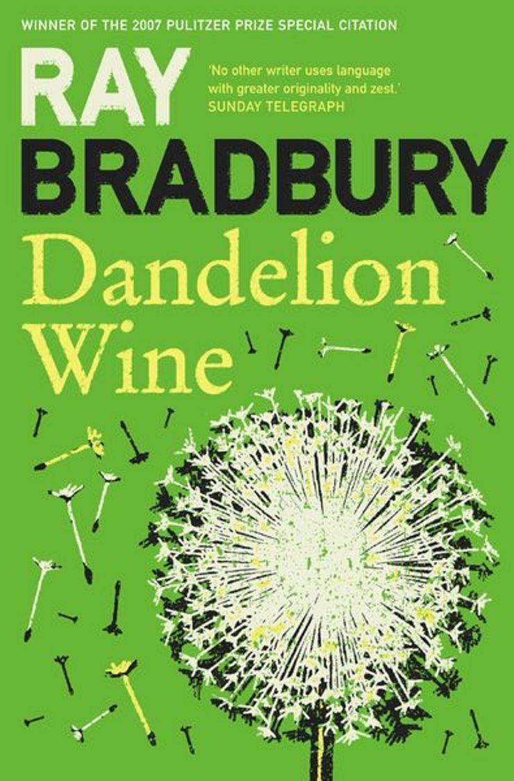 Buy Dandelion Wine at Amazon