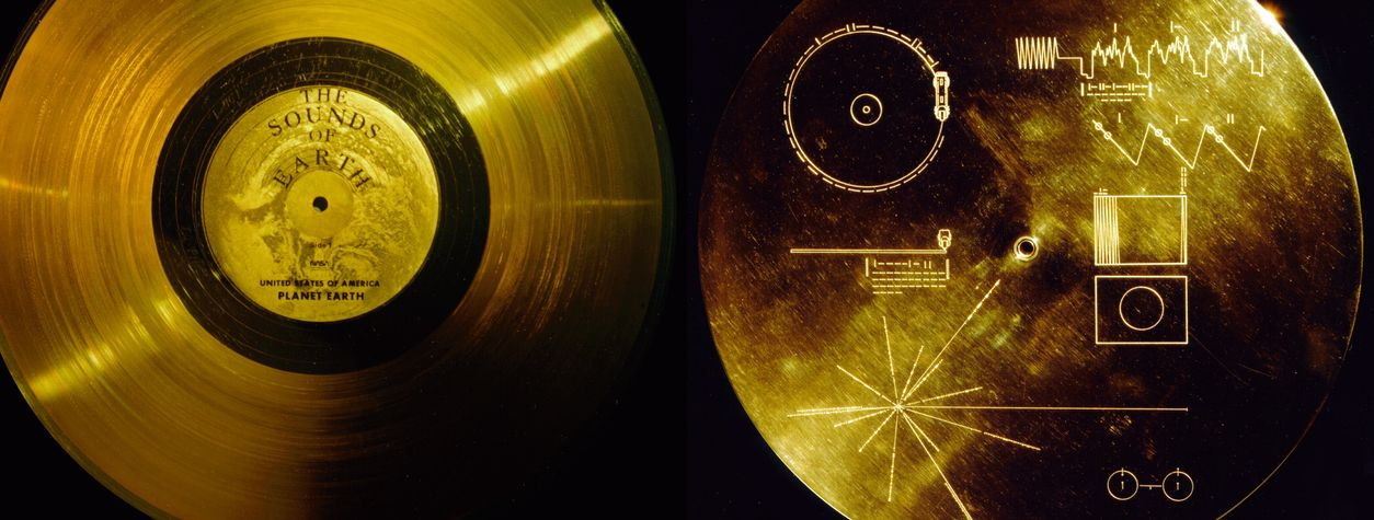 The Voyager Golden Record: Humanity's Message to the Stars