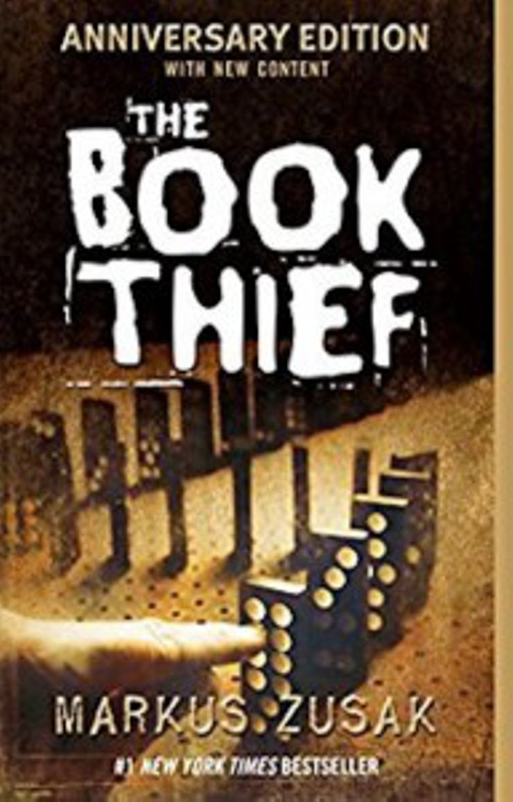 Young Adult Novels The Book Thief