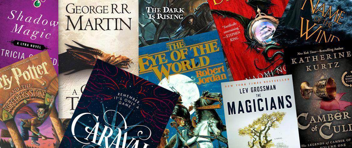 29 Must-Read Fantasy Book Series