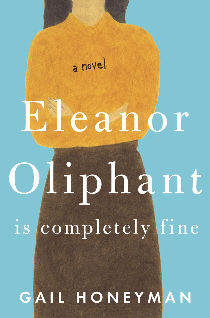 Buy Eleanor Oliphant is Completely Fine at Amazon