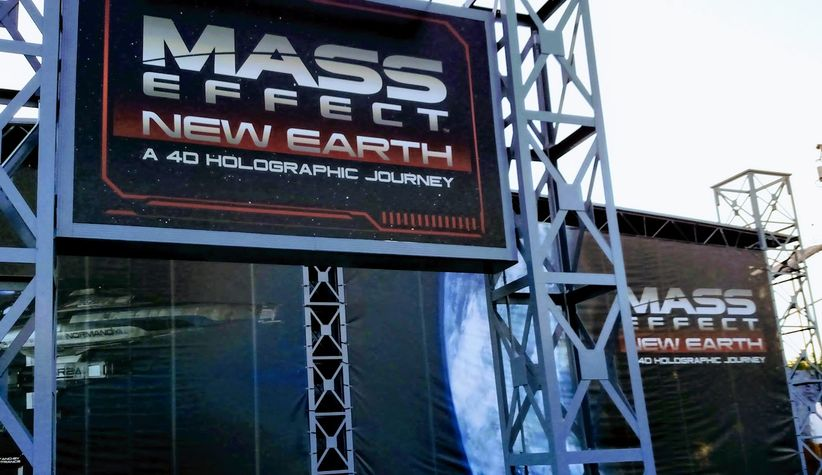 best vacation spots Mass Effect: New Earth