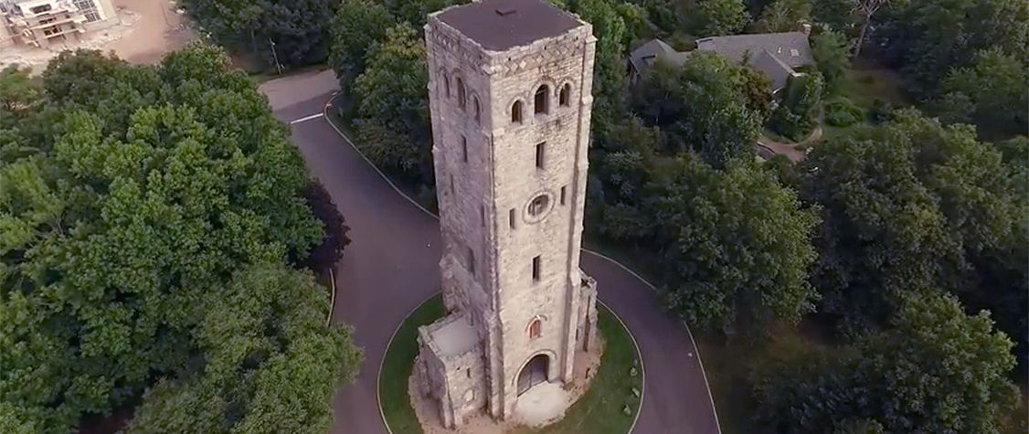 The History of the Devil's Tower of New Jersey