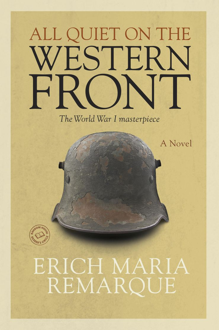 Buy All Quiet on the Western Front at Amazon