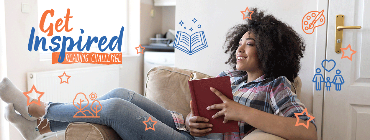 Get Inspired by Your Summer Reading – Join Our Challenge!
